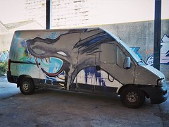 #Ghent update / #Avoid has found another car. Check out his coming expo at @kapowisnow. . #streetart #graffiti #urbanart #graffitiart #streetartbelgium #graffitibelgium #visitgent #muralart #streetartlovers #graffitiart_daily #streetarteverywhere #ilovest (Ferdinand 'Ferre' Feys) Tags: instagram gent ghent gand belgium belgique belgië streetart artdelarue graffitiart graffiti graff urbanart urbanarte arteurbano ferdinandfeys