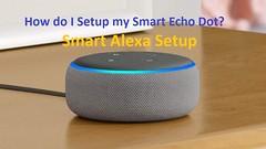 How do I Setup my Smart Echo Dot? (tyrionlannister6788) Tags: smart alexa setup