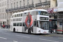 TFL Routemaster LTZ 1617 (standhisround) Tags: bus vehicle transport transportforlondon londontransport routemaster regentstreet stjamess westminster london tfl road street buildings ltz1617 worldtransport