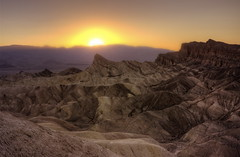 Zabriskie Point, at sunset (antony5112) Tags: usa nevada lasvegas deathvalley zabriskiepoint sunset rocks desert outside landscape nature zabriskie