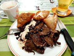 beef steak (DOLCEVITALUX) Tags: beefsteak meal food philippines lumixlx100 panasoniclumixlx100 panasoniccameras