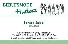 BERUFSMODE HUDERZ