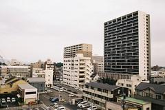 Oyama City (しまむー) Tags: pentax mz3 smc a 28mm f28 kodak gold 200 北海道&東日本パス 普通列車 local train trip east japan