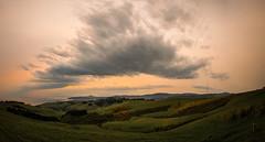 NSW smoke haze sunset, Dunedin (paulphotographe) Tags: dunedin new zealand aotearoa nikon sky clouds haze wild fires