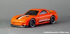 Hot Wheels - '95 Mazda RX-7 (FD) (Colinsdiecastcars) Tags: p1060769 hotwheels mazda rx7 fd