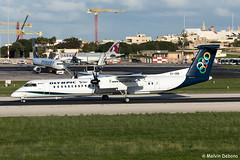 Olympic Air Bombardier Dash 8-Q402  |  SX-OBB  |  LMML (Melvin Debono) Tags: olympic air bombardier dash 8q402 | sxobb lmml 4268 melvin debono spotting spotters spotter canon eos 5d mark iv 100400mm plane planes photography airport airplane aircraft aviation malta mla
