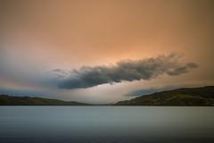 Composite Smoke Haze (paulphotographe) Tags: dunedin new zealand aotearoa nikon sky clouds haze wild fires ocean water sea