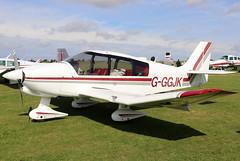 G-GGJK (GH@BHD) Tags: gggjk robin dr400 dr400140 major laa laarally laarally2019 sywellairfield sywell aircraft aviation