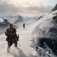 Kratos and Loki (le2sami) Tags: ingamephotography art game ps4 photography godofwar