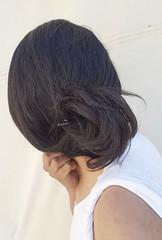 تسريحة شعر سهلة  لف الشعر  شعر ملفوف  Esay hairstyle  Connect hair  Hair roll  #hair  #style #stylish #longhair #nice #hairstyle #fashion #beautiful #beauty #model #modern #sexyhair #roll #hairstylist #haircut (Hair.styles) Tags: beautiful longhair hair beauty hairstylist style fashion roll modern haircut hairstyle nice sexyhair stylish model