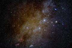 Cassiopeia taken by 70 mm lens (Vladimir Machek) Tags: astrometrydotnet:id=nova3739109 astrometrydotnet:status=solved cassiopeia astrophotography nikonz7 deepsky heartnebula soulnebula sky nature light