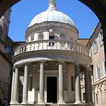 05 Донато Браманте. Ротонда Темпьетто в Риме 1502 г.