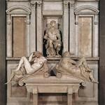 27 Микеланджело. Гробница Джулиано Медичи