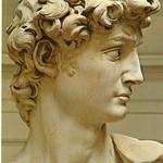 36а Микеланджело. Давид,