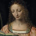 56 Бернардино Луини. Св.Екатерина