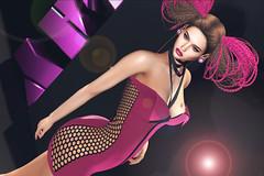 ♥ (♛Lolita♔Model-Blogger) Tags: lolitaparagorn wildfashion vanityhair lyrium blog blogger blogs beauty bodymesh bento