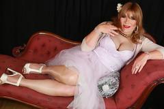 Feeling Flirty (rachel cole 121) Tags: tv transvestite transgendered tgirl crossdresser cd genderfluid
