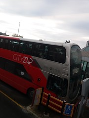 YL02 ZAP - CityZAP (fbologna98) Tags: leeds uk ukbuses leedsbuses transdev cityzap expressbus interurban volvo volvobus b9tl doubledecker doubledeckerbus