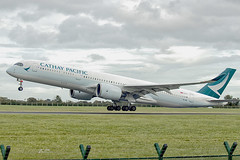 B-LRE | Cathay Pacific | Airbus A350-941 | CN 39 | Built 2016 | DUB/EIDW 17/10/2019 (Mick Planespotter) Tags: aircraft airport 2019 dublinairport collinstown nik sharpenerpro3 a350 xwb widebody flight spotter jet aviation avgeek plane planespotter airplane aeroplane blre cathay pacific airbus a350941 39 2016 dub eidw 17102019 cathaypacific