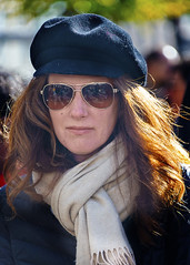 Portrait (D80_547199) (Itzick) Tags: candid copenhagen color colorportrait youngwoman streetphotography shades longhair brunette scarf portrait face facialexpression denmark d800 itzick