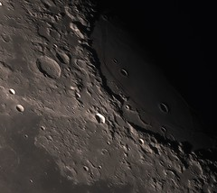 Moon 2019/11/14 20:25 UTC Mare Crisium (dardashew) Tags: moon moonscape crater marecrisium macrobius tisserand proclus dorsumoppel astronomy astrophotography astro astrophoto telescope dardashew dmitryardashev