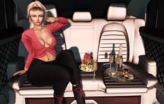 ★★ № 303 ★★ (Tit Ange) Tags: avatar secondlife sl fashion style moda mode virtual virtuel blogger blog mesh bento girl fille event collabor88 c88 scandalize