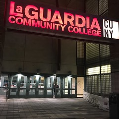 (michel banabila) Tags: cuny laguardiaperformingartscenter newyork usa communitycollege