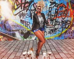 Who's The Boss (Tru Charisma) Tags: analogdog empowered euphoric fatalfashion