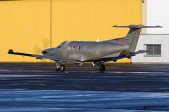LX-NEW Pilatus PC-12 Jetfly Aviation (Guillaume Carré) Tags: lxnew pilatus pc12 jetfly aviation clermont ferrand lflc cfe 2019