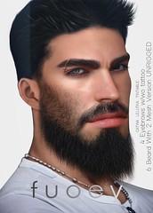 Man Cave Event  // Scott Pack (Diesel.Eduardo) Tags: beard male new