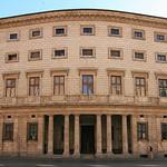23 Бальтазаре Перуцци. Палаццо Массимо алле Колонна 1535 Рим