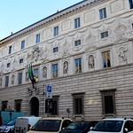 24 Бартоломео Баронио Палаццо Спада 1540, Рим Маньеризм