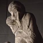 40а Микеланджело. Пьета Ронданини, деталь