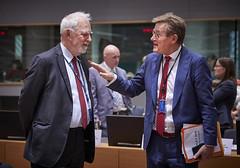Jan OLBRYCHT podczas posiedzenia komitetu pojednawczego dot. budżetu 2020