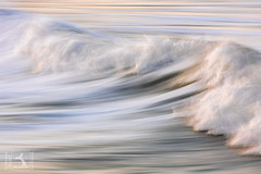 Estampe Japonaise (stephanegachet) Tags: france bretagne brittany morbihan guidel loch wave vague poselongue longexposure sun sunrise stephanegachet gachet
