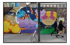 STREET ART by DAZEWORLD NYC (StockCarPete) Tags: dazeworld dazeworldnyc streetart londonstreetart urbanart graffiti londongraffiti shoreditch shoreditchart london uk