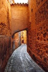 Orange (Borislav Aleksiev) Tags: fujifilm xt3 spain toledo travel street building exterior stone orange light