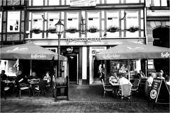 Urlaubsbilder schwarz weiß (.rog3r1) Tags: wernigerode harz germany leicaq