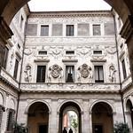 25 Бартоломео Баронио Палаццо Спада Внутренний двор