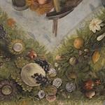 19 Вилла Фарнезина  Лоджия Амура и Психеи Рафаэль и ученики. Растительные гирлянды
