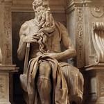 37а Мекеланджело. Моисей, 1513-1515