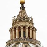 33 Латерна купола собора св.Петра