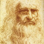 51 Леонардо да Винчи. Туринский автопортрет, 1513