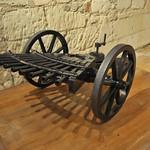 52 Изобретения Леонардо. Многоствольная пушка