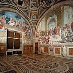 65 Рафаэль Станца Сеньятура, 1509-11. Апостольский дворец, Ватикан