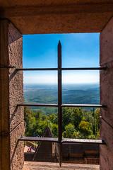 Haut-Koenigsbourg/Alsace 2018 (karlheinz klingbeil) Tags: stone france schloss window frankreich chateau alsace fenster mauer stein wall castle burg hautkoenigsbourg