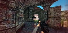 Noob Hunter .io game on Brightestgames (mihai.chiorean.arte) Tags: pixel multiplayer fun kids online games new outside minecraft