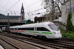 P1970523 (Lumixfan68) Tags: eisenbahn züge triebzüge baureihe 411 icet ice intercityexpress wackeldackel klimaschützer deutsche bahn db schnellzüge