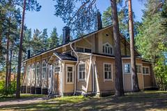 Деревянные дома в отличном состоянии