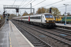 82102 at Ipswich (tibshelf) Tags: ipswich greateranglia 82102 dvt